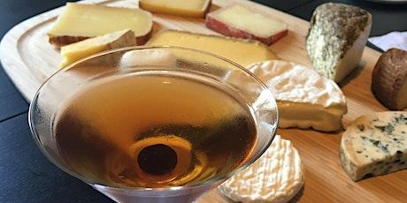 Cocktails & Cheese Pairing Workshop: The Manhattan tickets