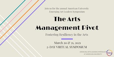 2021 Emerging Arts Leaders Symposium (EALS) tickets