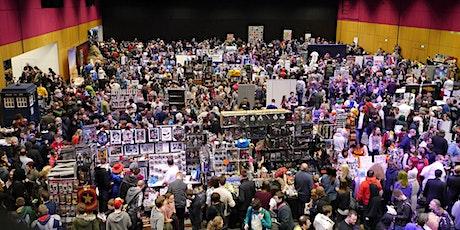 Edinburgh Comic Con 2022 tickets