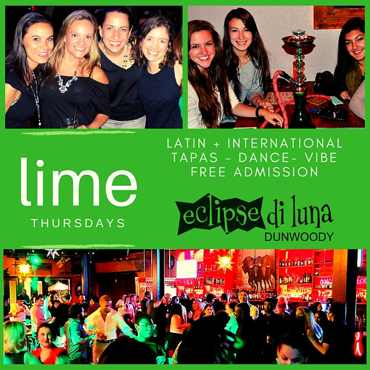 LIME Thursdays at Eclipse Di Luna Dunwoody image