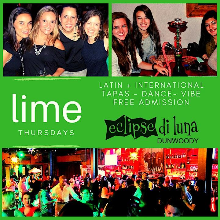 LIME Thursdays at Eclipse Di Luna Dunwoody image