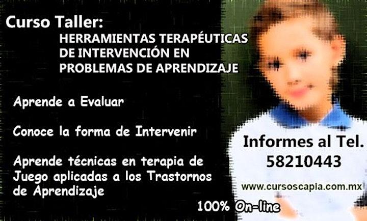 Imagen de Herramientas Terapéuticas de Intervención en los Problemas de Aprendizaje