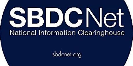 Meet & Greet with SBDCNet tickets