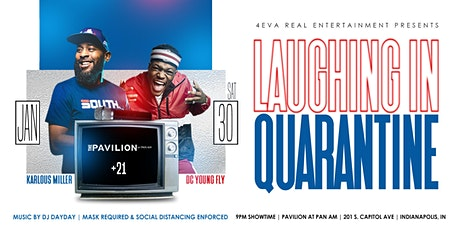 Laughing in Quarantine tickets