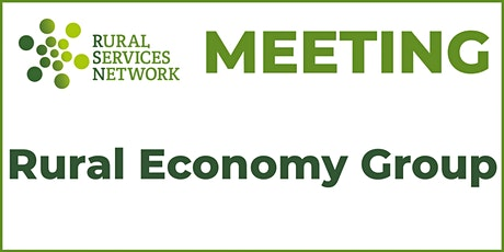 Rural Economy Sub Group meeting tickets