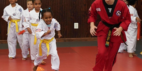 Beginner Martial Arts Class for Kids tickets