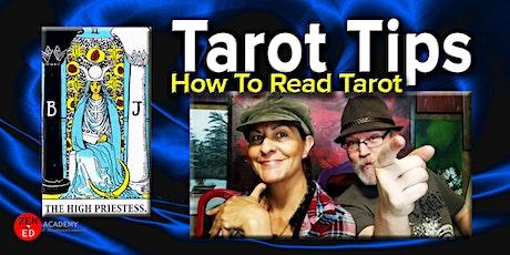 Easy Tarot Basics + 10 of Pentacles Tarot Card ~How To Read Tarot tickets