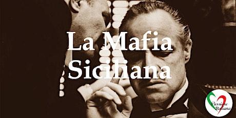 Webinar - La Mafia Siciliana tickets