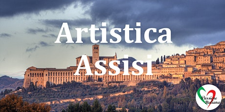 Virtual Tour of Italian Cities - Artistica Assisi tickets
