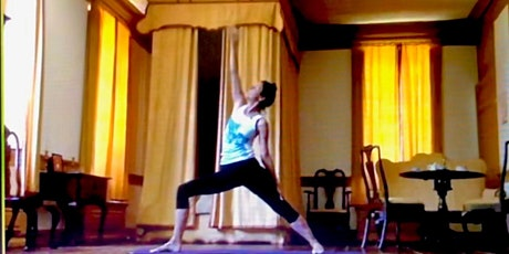 Virtual Gentle Yoga- Winter Wellness with Stenton tickets