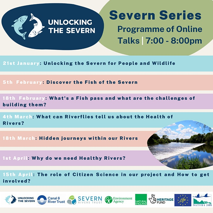 Hidden Journeys within our Rivers - With BSL image