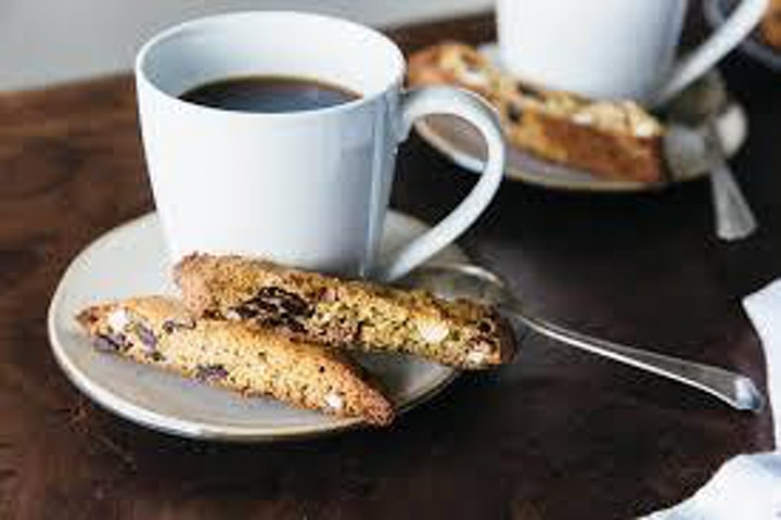 Holmfirth WI Craft Evening: Baking Biscotti image