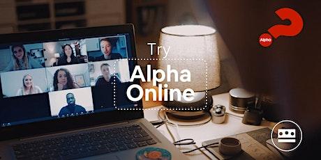 Alpha Online tickets