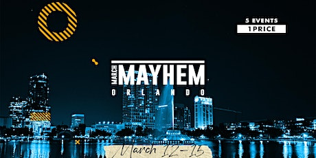 March Mayhem tickets