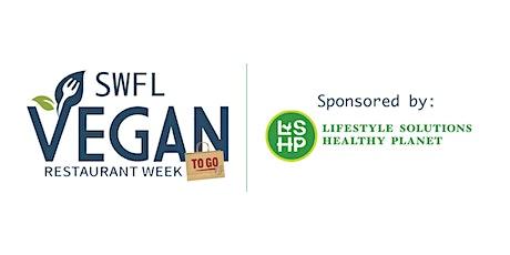SWFL Vegan Restaurant Week tickets