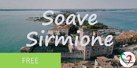 Virtual Tour of Italian Cities - Soave Sirmione tickets