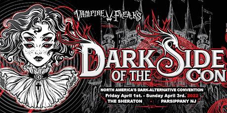 Dark Side Of The Con 4 tickets