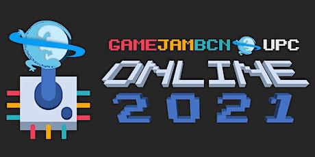 Game Jam Barcelona ONLINE 2021 @ UPC entradas