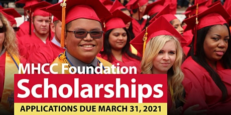 MHCC Scholarship Info Sessions - Winter 2021 tickets