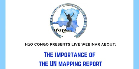 The Importance of the UN Mapping Report tickets