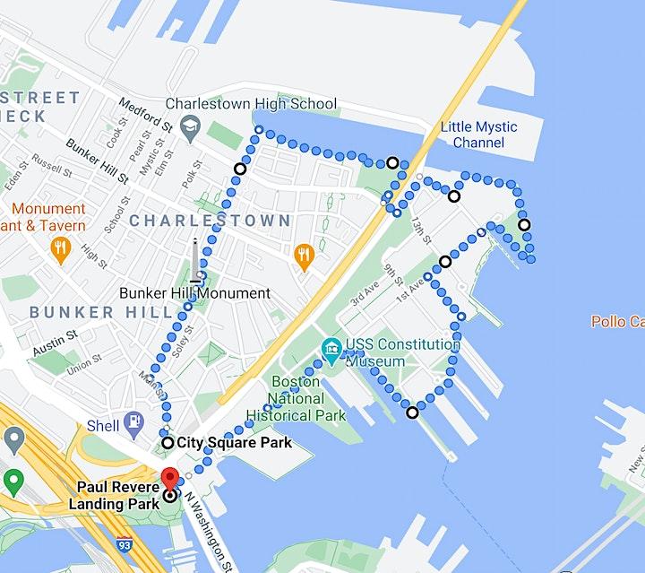 Waterfront Running Club - Charlestown image