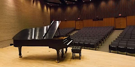 MSM Faculty Solo Recital: Staupe, piano (Virtual Livestream Performance) tickets