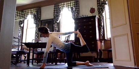 After School Virtual Yoga- Winter Wellness with Stenton tickets