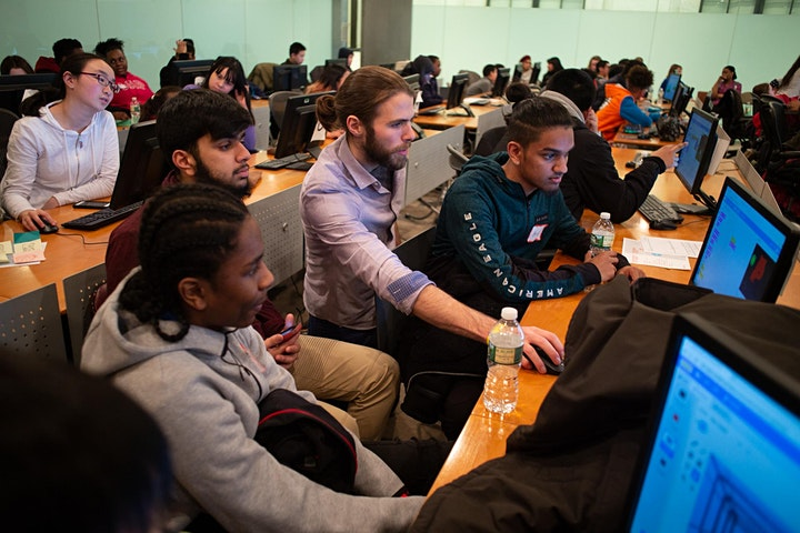 G4C Student Challenge National Game Jam: Resilience Through Games image
