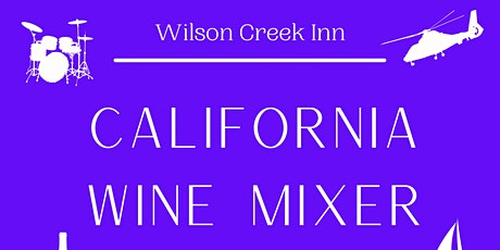 California Wine Mixer tickets