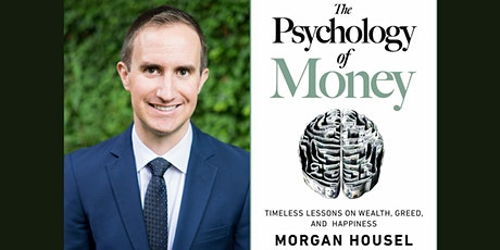 Morgan Housel on The  Psychology of Money tickets