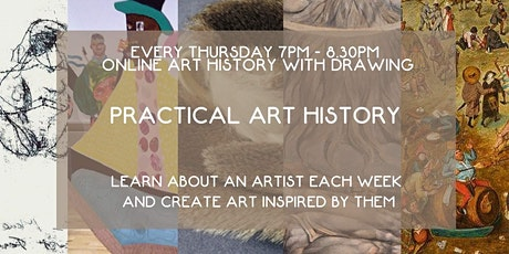 Practical Art History tickets