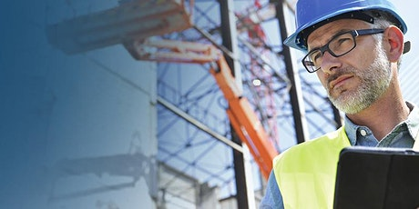 Construction Quality Management for Contractors tickets
