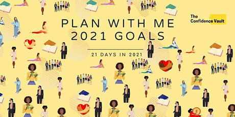 Copy of Goal Setting 2021 Bootcamp  - Week 3 Roundup tickets