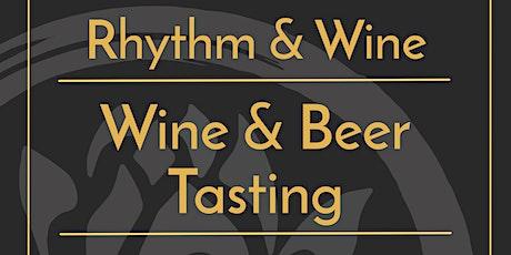 Rythm and Wine tickets