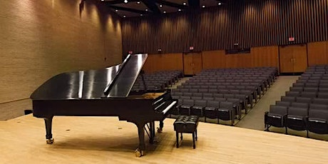 MSM Faculty Solo Recital: Staupe, piano (Live In-Person Performance) tickets