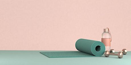 Poolside Yoga & Brunch tickets