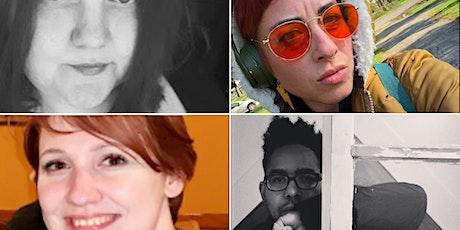 Open Door: Kristy Bowen, laaura goldstein, Dominique Dusek & Damon Locks tickets
