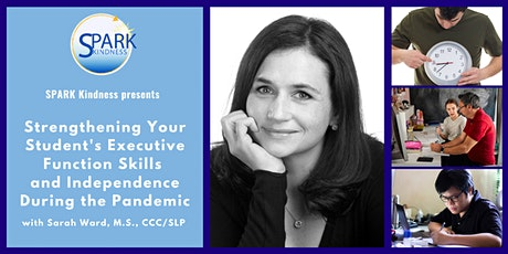 Strengthening Your Student's Executive Function Skills and Independence tickets