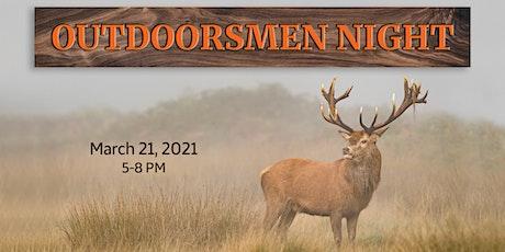Outdoorsmen Night tickets