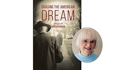 Lorelei Brush shares Chasing the American Dream tickets
