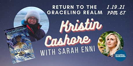 Kristin Cashore: Winterkeep Book Launch! Now with Sarah Enni tickets