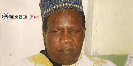 PTC Online Workshops: Nigerian Hausa poet Mudi Sipikin tickets