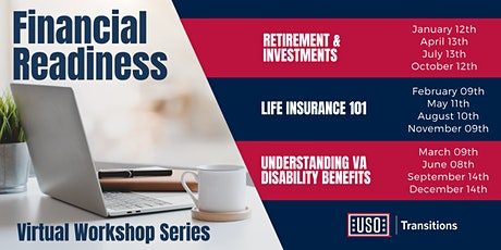 Virtual Financial Readiness Series tickets