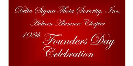 108th Founders Day Celebration tickets