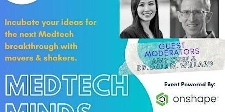 MedTech Minds January 2021 tickets