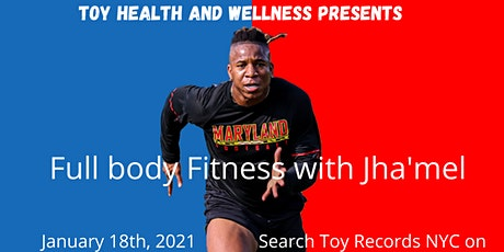 Toy Health & Wellness Presents Full Body Fitness tickets