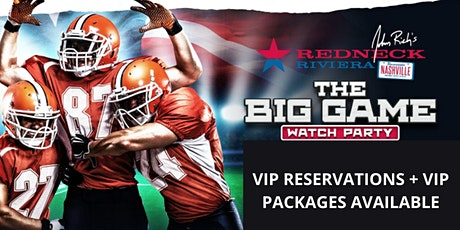 Super Bowl 2021 at Redneck Riviera Nashville tickets
