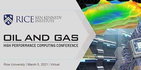 2021 Oil & Gas High Performance Computing Conference tickets
