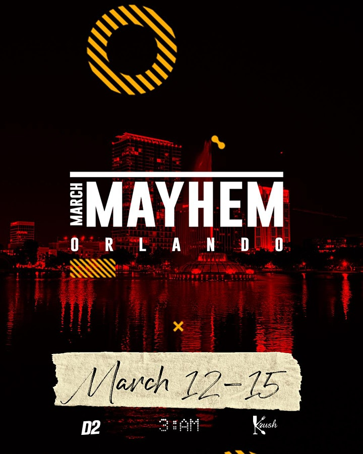 March Mayhem image