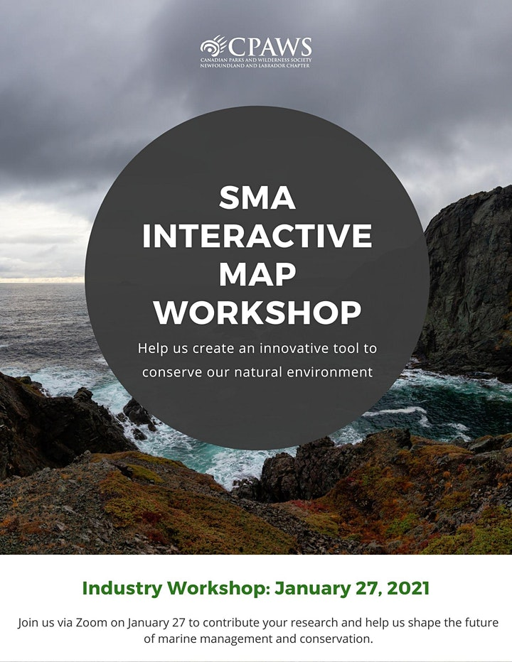 SMA Interactive Workshop Series - Industry (January 27, 2021) image